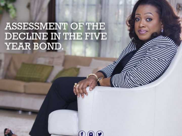 Assessment Of The Decline In The Five Year Bond