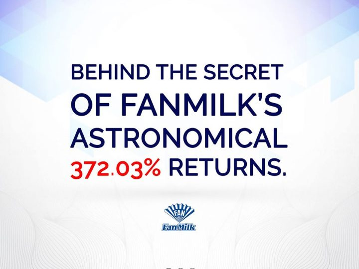 Behind The Secret Of Fanmilk's Astronomical 372.03% Returns