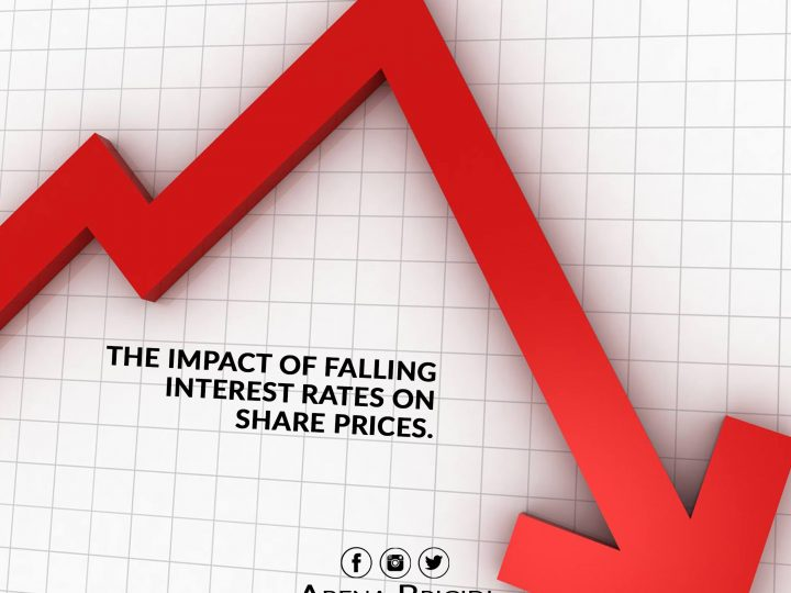 The Impact Of Falling Interest Rates On Share Prices