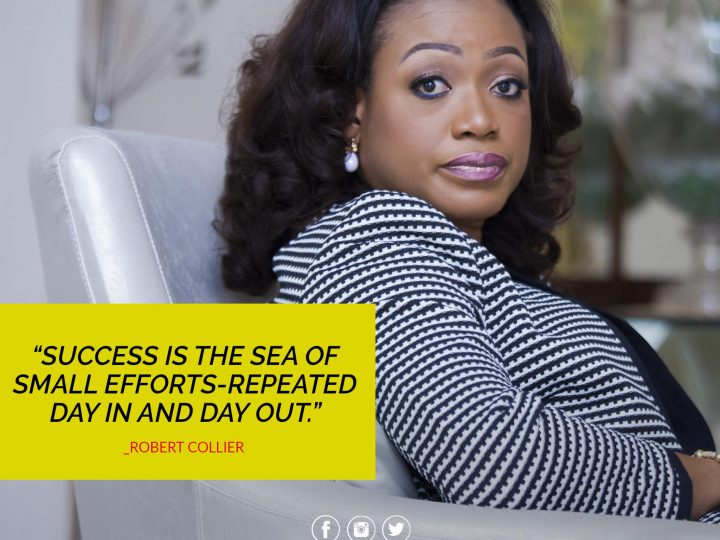 Success Is Sea Of Small Efforts